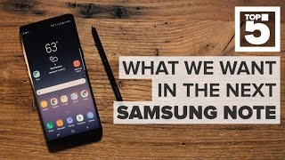 Samsung Galaxy Note 9: The features it needs to succeed - CNETTV