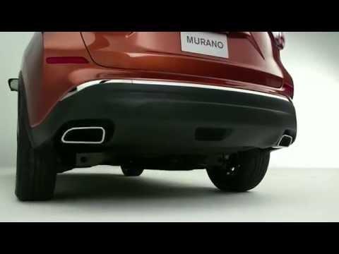 Autoperiskop.cz  – Výjimečný pohled na auta - Nissan Murano 2015