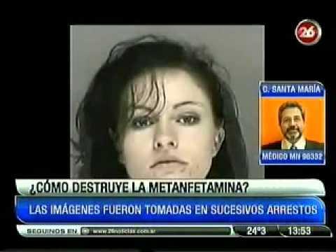 ¿Como destruye la metanfetamina? [Parte 2]