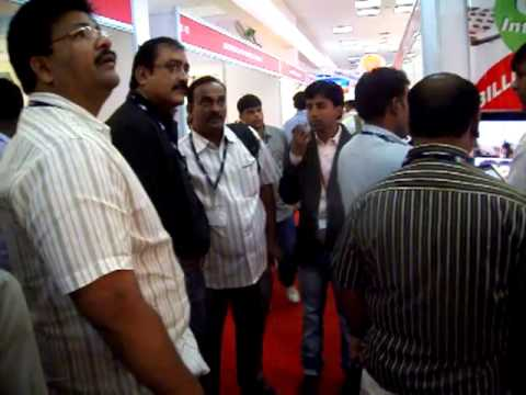 Subscriber Management System, Playout software with CG During Trade Show 2013