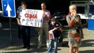 Протест против беспредела муниципальных властей
