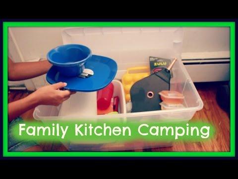 Camping Kitchen Essentials!