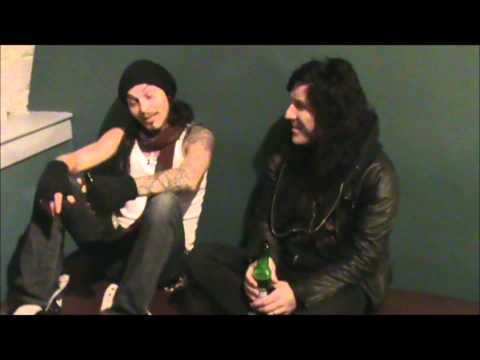 Hit The Scene TV! Presents: Reckless Love Tour Diary; Leeds
