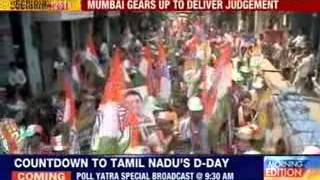 Battle in Mumbai: UPA-NDA straight fight - NEWSXLIVE