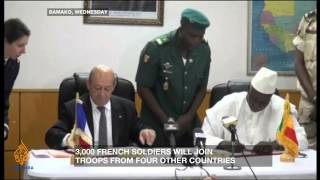 France in Mali: protection or control? - ALJAZEERAENGLISH