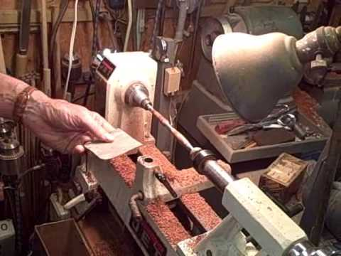 Making a Handcrafted Wooden Pen