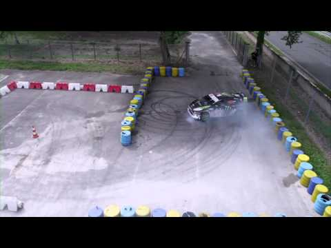 WebMostWanted - Motorsport - 0006 - Ken Block - Gymkhana 3 Ultimate Playground Autodrome France (HD)