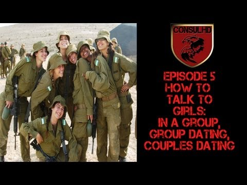 HTTG Ep 5: Ask out a Girl who is in a group, Group Dating, Couple's Dating. BF3 ZIba Tower 95 Kills