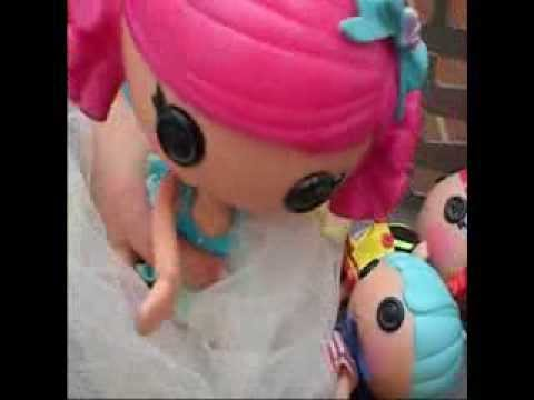 Video de lalaloopsy en español