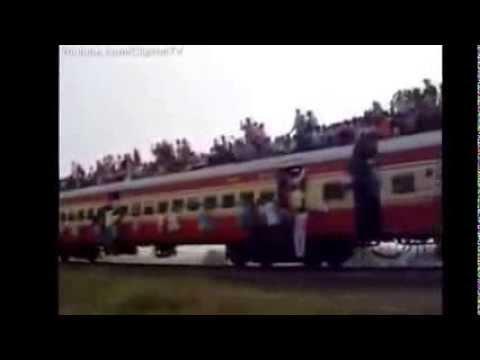 Chuyến tàu đông vui nhất thết giới - ở Ấn Độ