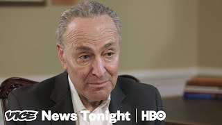 Why Senator Schumer Is Introducing A Bill That Decriminalizes Marijuana (HBO) - VICENEWS