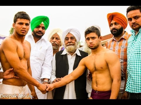 India vs Pakista  Kushti match on the basis of points