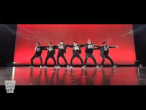 Poreotics :: USA :: Urban Dance Showcase :: 2nd Performance
