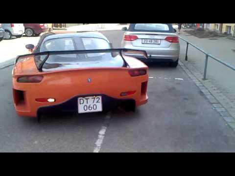 Mazda rx7 veilside fortune