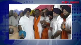 video : आप पार्टी के नेता राणा हंसराज हुए अकाली दल में शामिल