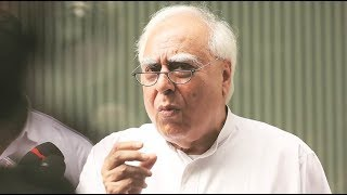Scrap sedition law, a colonial hangover: Kapil Sibal |Congress netas stoke debate - NEWSXLIVE
