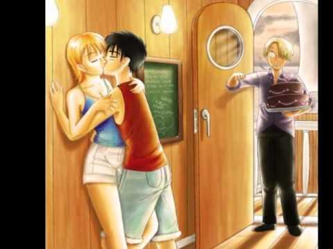 Luffy rencontre hancock