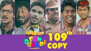 Fun Bucket | 109th Episode | Funny Videos | Harsha Annavarapu | Telugu Comedy Web Series - TELUGUONE