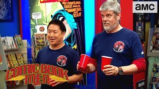 'Troma Nuclear Meltdown' Talked About Scene Ep. 710 | Comic Book Men - AMC