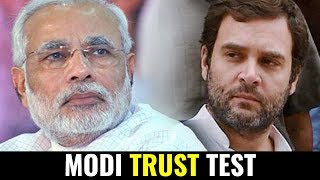 Rahul Gandhi VS PM Modi Parliament Speech War On Friday Over No-Trust - NEWSXLIVE