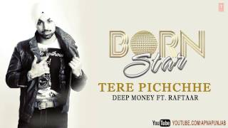 Audio: Tere Pichhe - Deep Money Ft. Raftaar - Born Star