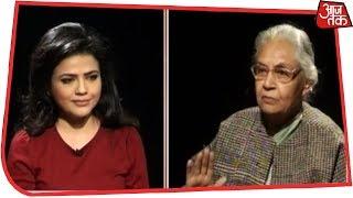 गठबंधन राजनीति पर Sheila Dikshit से सीधी बात | सीधी बात Sweta Singh के साथ - AAJTAKTV
