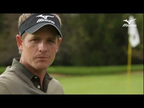 Luke Donald: Mizuno Masterclass #2 - Front edge pitch