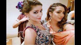 Dance moves of Bigg Boss 11's Arshi Khan, Sapna Chaudhary will make you sway too - ABPNEWSTV