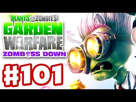 Plants vs. Zombies: Garden Warfare - Gameplay Walkthrough Part 101 - Team Vanquish (Xbox One)