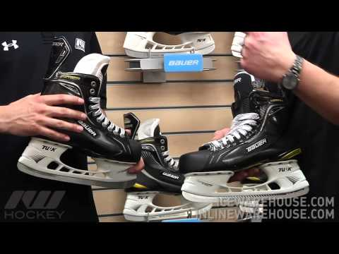 Bauer Supreme Ice Hockey Skates Insight 2011