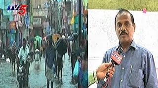 Monsoon Prediction in Telugu States | Weather Report | TV5 News - TV5NEWSCHANNEL