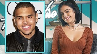 Malu Trevejo Reveals Dream Collab With Chris Brown and Teaches Us How To Dance! I Hollywire - HOLLYWIRETV