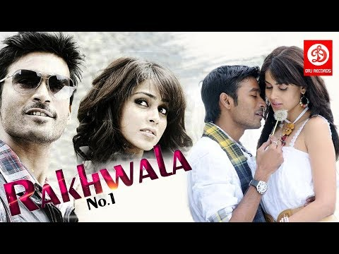 RAKHWALA NO 1 ||  2017 New full Hindi Dubbed Movie || Dhanush ,Genelia - اتفرج تيوب
