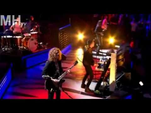 The Killers - Human (LIVE) subtitulado traducido español letra HD