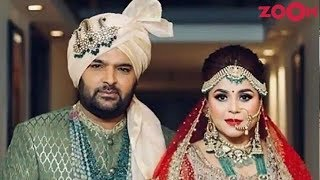 Kapil Sharma & Ginni Chatrath tie the knot in Jalandhar | Television News - ZOOMDEKHO