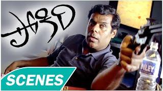 Pokiri Movie Scenes - Ashish Vidyarthi as a Corrupt Police Officer || Mahesh Babu, Ileana - IDREAMMOVIES
