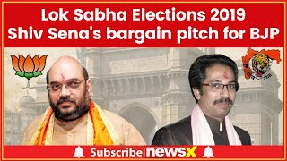 Elections 2019: BJP may allow Shiv Sena play big brother in state polls not in Lok Sabha - NEWSXLIVE