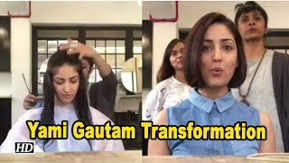 Yami Gautam 'Uri' look | Says goodbye to long tresses - IANSINDIA