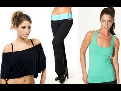 Try It On Haul! Fitness, Workout, & Exercise Clothing On Sale! What To Wear!
