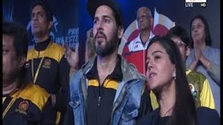 PWL 3 Day 13: Vinod Omprakash VS Parveen Rana at Pro Wrestling League season 3 |Full Match - NEWSXLIVE