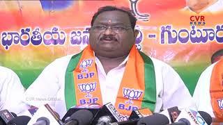BJP Leader Ammisetty Anjaneyulu Counter on TDP Party  over AP BJP President Post Issue | CVR News - CVRNEWSOFFICIAL
