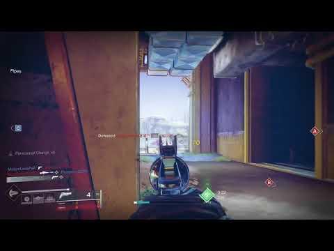 5 Hawkmoon Kills, 1 Clip