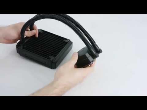 Cooler Master Nepton 140 XL - rzut okiem na zestaw LC z chłodnicą 1x 140