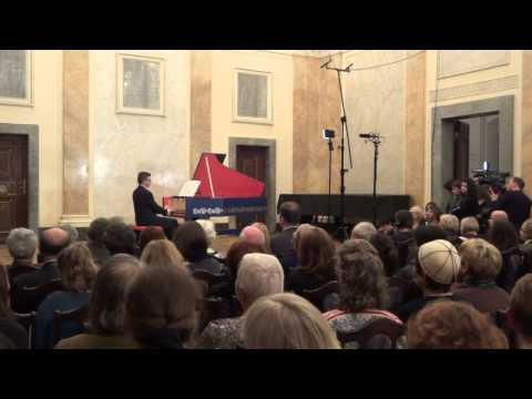 Koncert, jaki Sławomir Zubrzycki dał w ramach International Royal Cracow Piano Festival