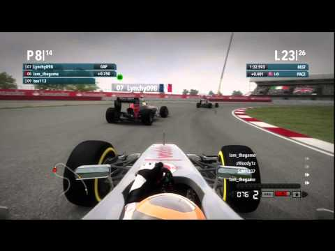 F1 2012 | RaceDepartment Tuesday Championship - Season 4.5 | R9: Great Britain