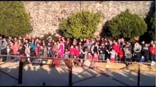 Estuve en una feria medieval y me gustaria la veas(mi video)