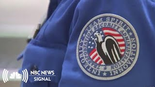 How The Shutdown Really Impacts National Security   NBC News Signal - NBCNEWS