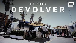 The Devolver Lot at E3 2018: End of an Era - ENGADGET