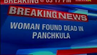Woman found dead in Panchkula; body found in the dumping ground - NEWSXLIVE