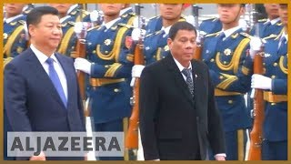 🇵🇭Philippines loan talks: Xi Jinping to visit Manila this week l Al Jazeera English - ALJAZEERAENGLISH